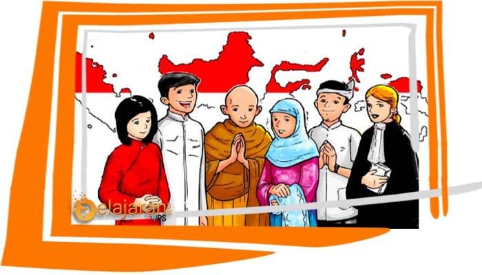 Pluralitas Masyarakat Indonesia Pengertian Dan Faktor Penyebab Lengkap Ilmu Pengetahuan Sosial Ips